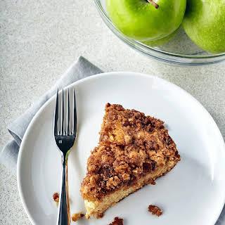 Apple Spiral Coffee Cake.