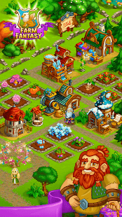 Farm Fantasy: Happy Magic Day in Wizard Harry Town- screenshot thumbnail