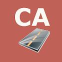 California DMV Driver License Practice Test icon
