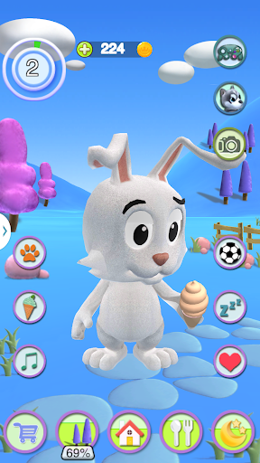 Talking Rabbit 2.18 screenshots 2