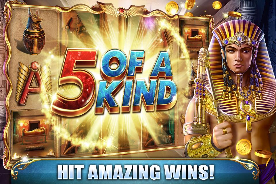 pharaoh slot machine free play