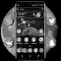 Moon Galaxy Theme Launcher icon