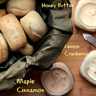 3 Easy Butter Recipes for the Holiday Season Recipe