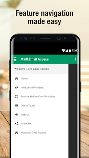 All Email Access with call screening