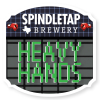 Logo of Spindletap Heavy Hands Imperial Double IPA