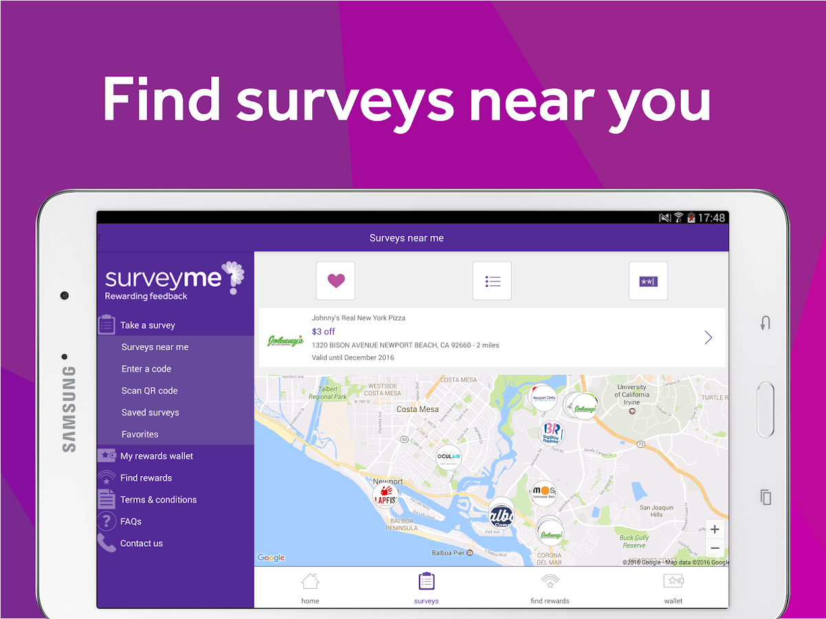 SurveyMe - Instant Rewards for Your Opinions- screenshot