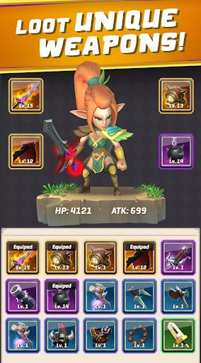 Arcade Hunter: Sword, Gun, and Magic screenshots 4