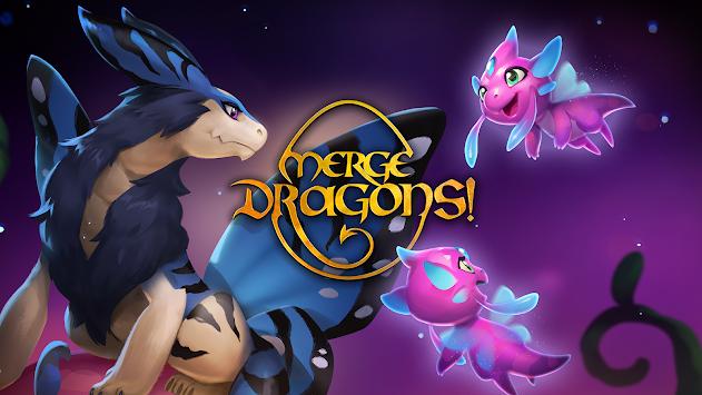 Merge Dragons! apk screenshot