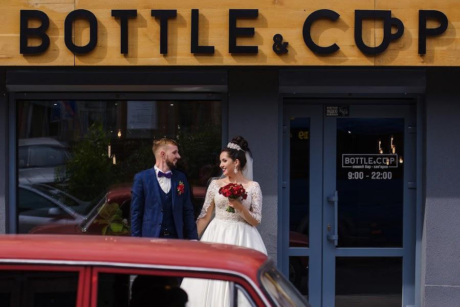 Wedding photographer Sergey Tisso (Tisso). Photo of 03.10.2018