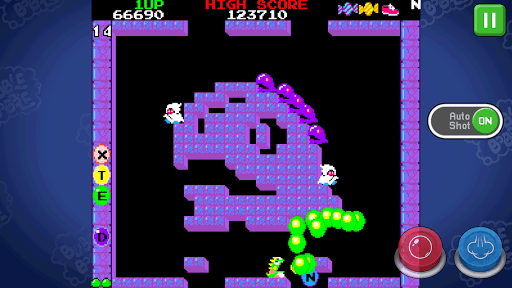 BUBBLE BOBBLE classic 1.1.3 screenshots 4