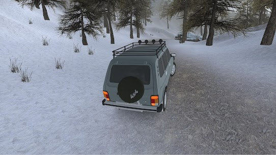 Forest Roads. Niva Mod Apk (Unlimited Money + No Ads) 5