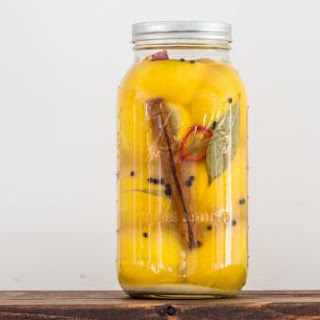 Moroccan Preserved Lemons Recipe