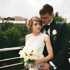 Bryllupsfotograf Evgeniy Zagurskiy (NFox). Foto fra 28.11.2015
