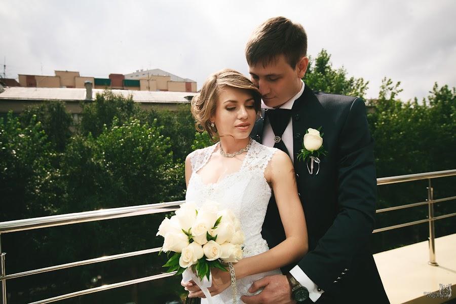 Wedding photographer Evgeniy Zagurskiy (NFox). Photo of 28.11.2015