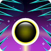 Circle vs Spikes: avoid obstacles