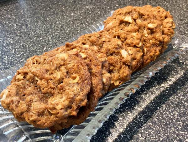 Cinnamon Anzac Biscuits Recipe