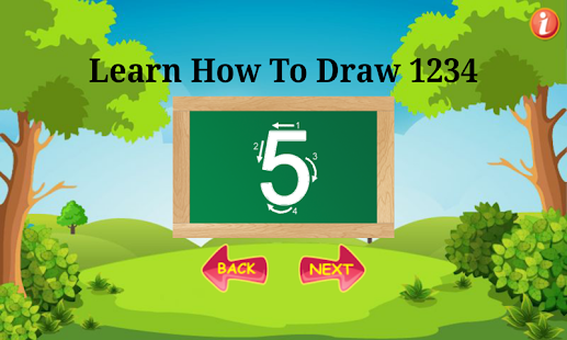 Kids Learn 1234- screenshot thumbnail