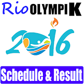 Brazil 2016 Games Schedules