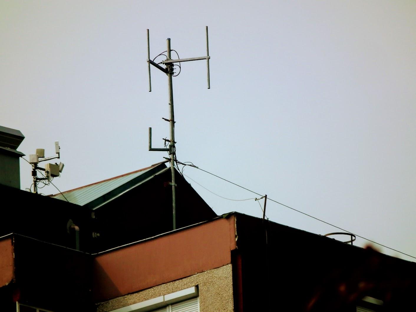 Zalaegerszeg/Landorhegy - helyi URH-FM adóállomás