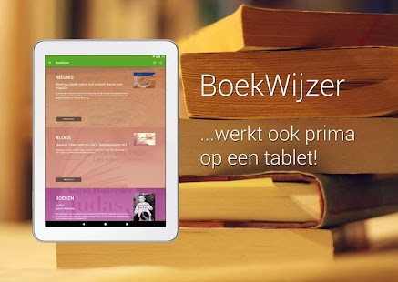 BoekWijzer- screenshot thumbnail