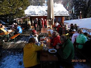 """Photo: Mittagspause in der """"Schnappskurve"""""""