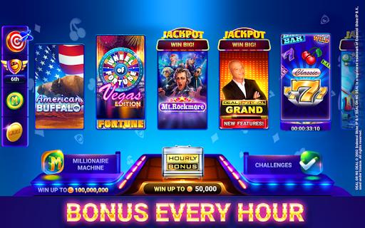 GSN Casino: Play casino games- slots, poker, bingo 4.13.1 screenshots 3