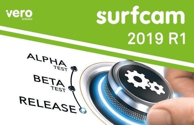 Новая версия Surfcam 2019 R1