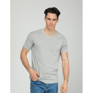 緻美棉-圓領短袖 (6件裝)