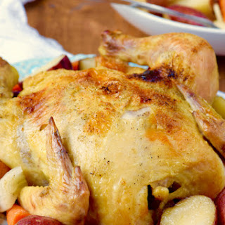 Crock Pot Whole Chicken Vegetables Recipes