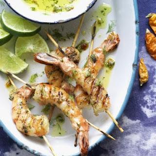 Mexican Bbq Shrimp