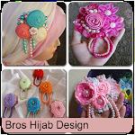 Bros Hijab Design Icon