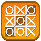 Tic tac toe multiplayer game by MGGAMES icon