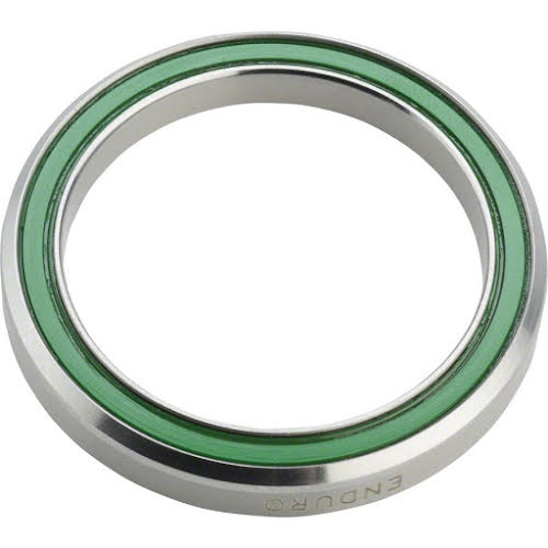"Enduro 1.5"" 45 x 45 Stainless Steel Angular Contact Bearing 40mm ID x 52mm OD x 7mm"