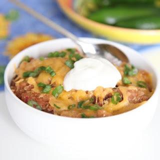 Delicious Crock Pot Quinoa Burrito Bowl