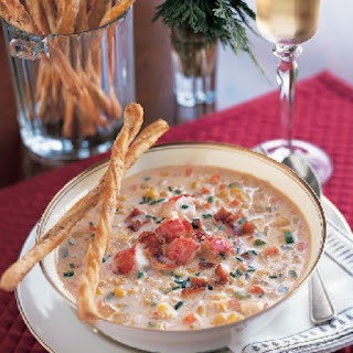 Corn and Lobster Chowder Recipe