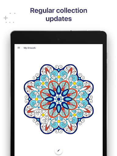 Download coloring book for me mandala for pc Coloring book for me apk
