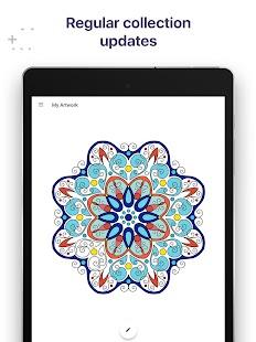 Coloring Book for Me & Mandala Screenshot 10