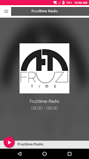 Fruzitime-Radio- screenshot thumbnail