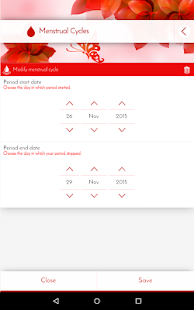 Download Period Tracker & Diary For PC Windows and Mac apk screenshot 15