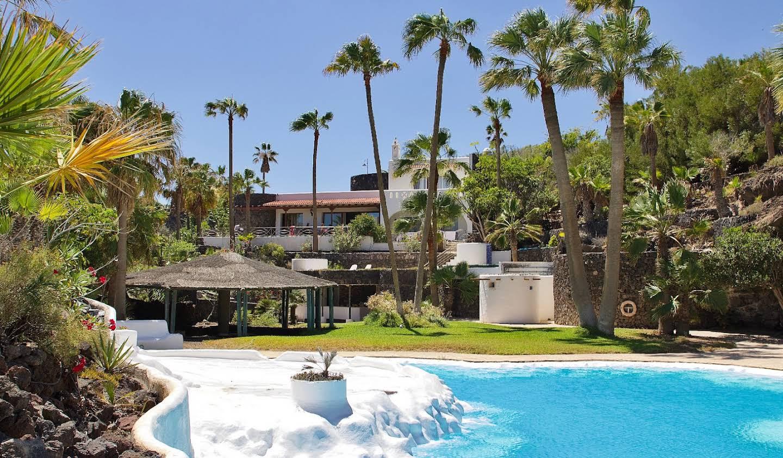 Maison avec piscine et terrasse Santa Cruz de Ténérife