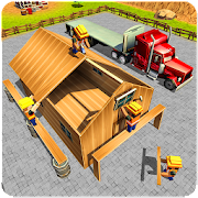 Wood House Construction Simulator 2018