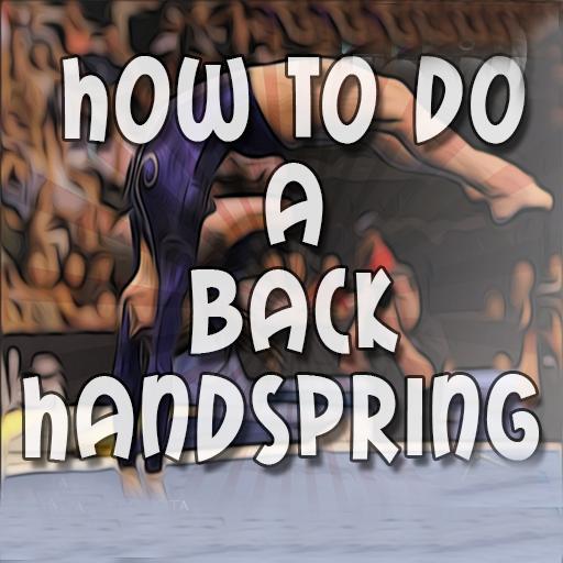 How To Do A Back Handspring 2.2 screenshots 1