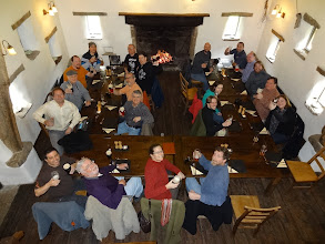 Photo: The Craven Arms ranks as one of our favorite pubs of the entire trip. David Aynesworth has done a marvelous job in creating the perfect real ale pub.
