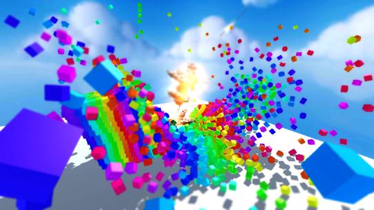 CUBE Physics Simulation 4