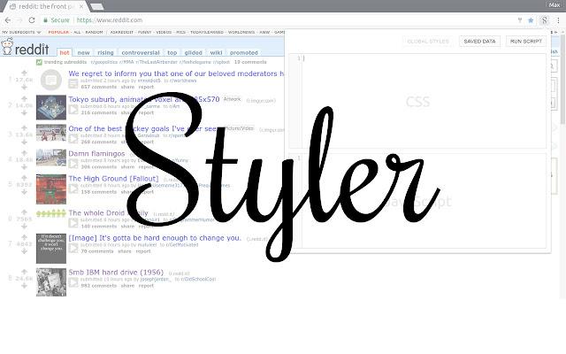 Styler Pro