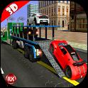 Car Transporter Big Truck 2016 icon
