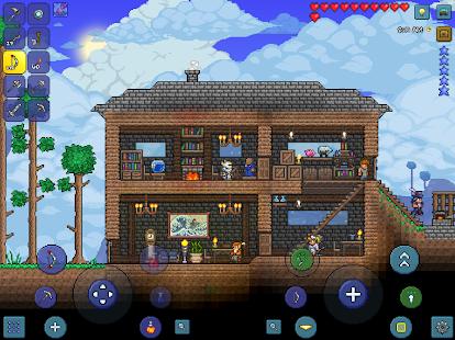 Terraria 1 3 0 MOD APK (Free Crafting) - APK Home