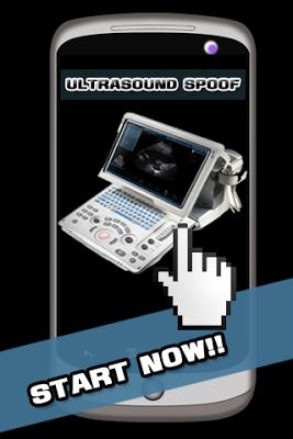 Ultrasound Spoof Prank - screenshot