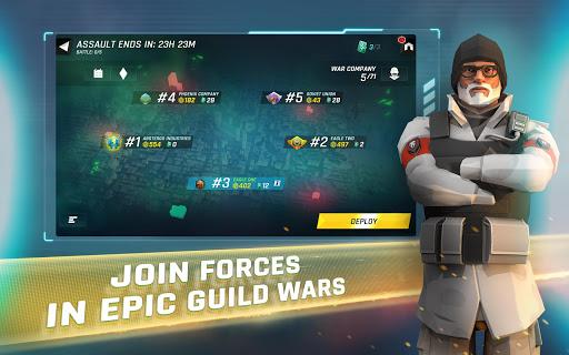 Tom Clancy's Elite Squad - Military RPG 1.3.5 screenshots 12