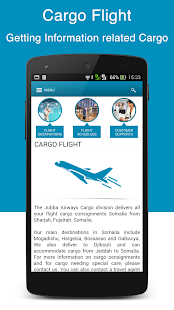 Jubba Airways- screenshot thumbnail